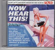 (FP588) Now Hear This!, Issue 33 - sealed The Word CD