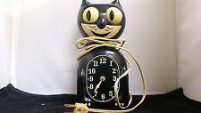 Felix The Cat Classic Wall Clock Black Eyes Corded PARTS REPAIR