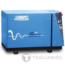 ABAC B5900 LN T5,5 COMPRESSORE TOTALMENTE SILENZIATO SU BASE A CINGHIA BISTADIO