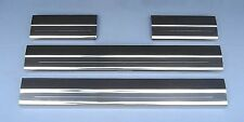 Ford Galaxy Mk3 Polished Stainless Steel Door Sill Protectors / Kick Plates