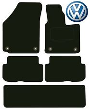 Volkswagen Touran Tailored Deluxe Quality Car Mats 2010 Onwards MPV