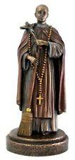 """NEW! 8"""" Saint Martin de Porres Statue Figurine ST Bishop Soldier Christian Gift"""