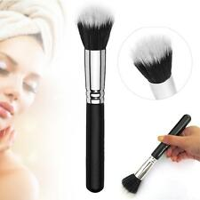 Makeup Cosmetic 187 Duo Fiber Stippling Mineral Blush Foundation Powder Brush FT
