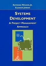 Systems Development: A Project Management Approach-ExLibrary
