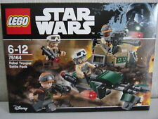 Lego Star Wars 75164 Rebel Trooper Battle Pack - NEUF ET EMBALLAGE D'ORIGINE