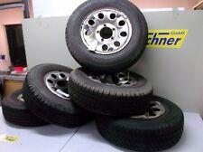 Winter Komplettradsatz Suzuki Vitara ET TA 5x  5,5x15 et25 195-80 15 96T Jimny