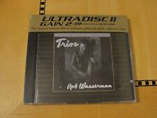 Rob Wasserman - Trios - MFSL Gold Audiophile CD SEALED