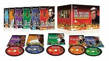 6 Six Million Dollar Man Complete Series DVD Collection Boxset Season 1 2 3 4 5