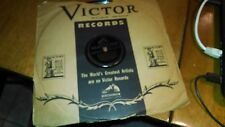 SAMMY KAYE THE EGG AND I / AFTER GRADUATION DAY 78 RPM RECORD
