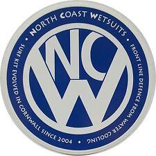Sticker Surf NCW Cornovaglia VW OMAGGIO Adesivo per furgone/Auto/Surf Board (10cm)