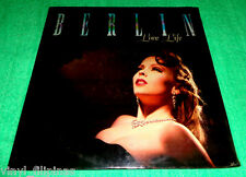 PHILIPPINES:BERLIN - Love Life,LP ALBUM,RARE.NEW WAVE