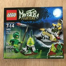 LEGO MONSTER FIGHTERS #9461 The Swamp Creature Set NEW IN BOX!