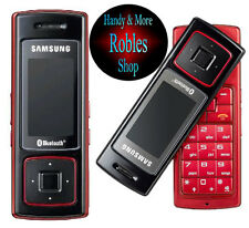 Samsung sgh f200 rouge (sans simlock) triband radio FM mp3 wap rare original top
