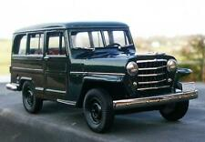 Brooklin Models 1952 Willys-Overland Station Wagon