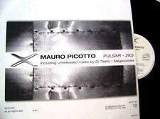 """12"""" - MAURO PICOTTO - PULSAR - 2K5 (INCL.DJ TIESTO MIX) NUEVO - STORE NEW LISTEN"""