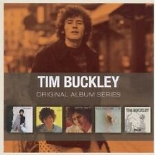 TIM BUCKLEY - ORIGINAL ALBUM SERIES 5 CD POP NEU