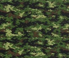 HYDROGRAPHIC WATER TRANSFER HYDRODIP HYDRO DIPPING FILM HYDRO Digital Green Camo