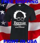 Bernie Sanders 2016 for president  Election Campaign T Shirt Feel the Bern Shirt