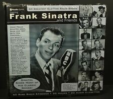 NEW Frank Sinatra and Friends 60 Radio Shows 20 AudioBook Cassettes MIB