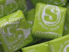 8oz Half Pound Sour Green Apple Starburst Fruit Chews Candies Lot Chewy Chew BFR