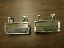 New Repro. 1971 1972 1973 Mustang Cougar Galaxie LTD Mercury Door Handles Pair