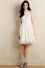 NWT Anthropologie Pina Lace Dress,  Sold out! Supper Romantic- size 6