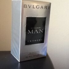 Bvlgari MAN Extreme by Bvlgari 3.3 / 3.4 oz Eau De Toilette Spray for Men NIB