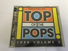Various Artists - Top of the Pops 1998, Vol. 2 CD