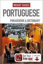 Insight Phrasebooks: Insight Guides - Portuguese Phrasebook and Dictionary by...