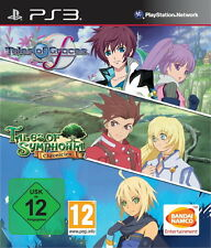Playstation 3 Spiel: Tales of Compilation PS-3 Tales of Graces F + Tales of Sym.