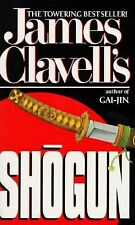 Shogun: The Epic Novel of Japan by James Clavell (1993, Paperback)
