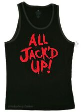 Universal Studios HHN25 Halloween Horror Nights All Jacked Up Tank Top Shirt L