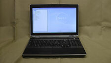 Dell Latitude E6530 i7 3740QM 2.7GHz / 8GB /320GB /Nvidia 5200 /Backlit KB #7402