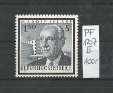 """Österreich 1965 Plattenfehler """"Verschobener Rahmen"""" 0,5 mm postfrisch"""