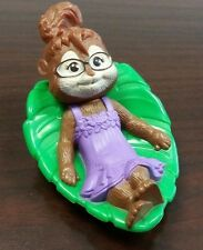 2011 McDonald's Alvin & the Chipmunks Chipwrecked #4 JEANETTE Happy Meal Toy