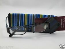 New Foster Grant Rainbow Unisex Reading Eyeglasses+Case-Strenght+1.00