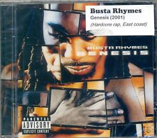 BUSTA RHYMES - Genesis - CD - MUS