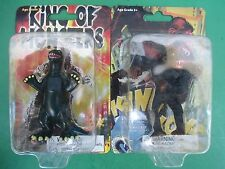 "King Of Monsters GODZILLA & KING KONG 3"" Mini Figure LOT MIP"