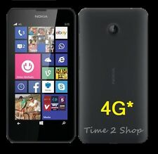 Nokia Lumia 635 8GB Black (Latest) Sim Free Unlocked Windows Phone 4G UK