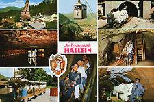Postcard   Austria Salzlburg Hallein  multi view  unposted