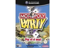 ## Monopoly Party Nintendo GameCube Spiel Deutsch // GC - TOP ##