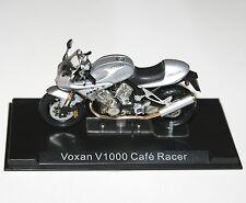 IXO-VOXAN V1000 Cafe Racer-escala 1:24 Modelo de la motocicleta