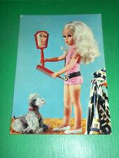 Cartolina Collezionismo - Bambole FURGA Italia Alta Moda 1975 ca  ( rif. 18445 )
