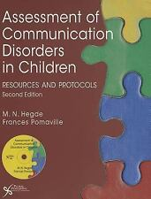 NEW Assessment of Communication Disorders in Children: Resources and Protocols [