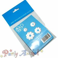 Orchard Products -4 SMALL DAISY Cutters DY5-8 Floral Flower Sugar Craft Cake Dec