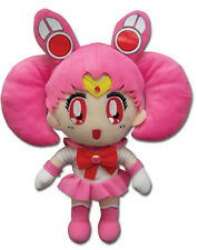 """Genuine Sailor Moon ~ 8"""" Chibimoon Stuffed Doll (GE-2009) by Great Eastern"""