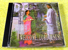 Welcome, Lord Jesus! ~ Rare CD ~ Lotus Orchestra ~ Indian Telugu Christian Music