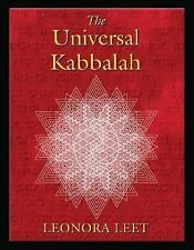 The Universal Kabbalah by Leet Ph.D., Leonora