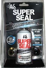 R-134a R134 A/C Pro Super Seal A/C Leak Sealer Kit