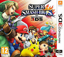 Super Smash Bros. (Nintendo 3DS, 2014)